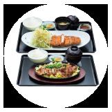 金星®佐賀豚 定食